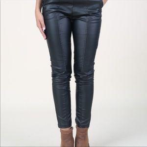 Pants - Vegan leather pants nwt